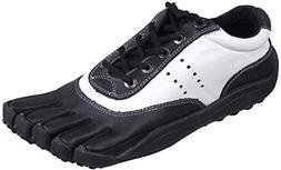 Fut Glove Men's 1 Up Five Toe Athletic/Golf Shoes M US, Blac
