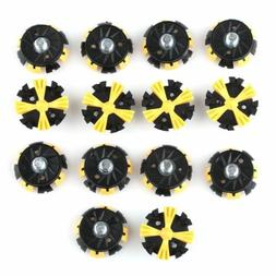 14/28 x Golf Shoes Spikes Cleat Replacement Metal Thread Scr