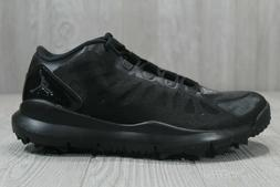 15 New Mens Nike Air Jordan Dominate Pro Golf Shoes Blackout