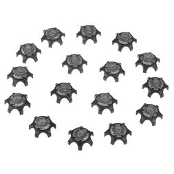 16Pcs Black Easy Replacement Spikes Ultra Thin <font><b>Clea