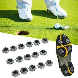 16Pcs Replacement Golf Shoes Spikes Studs Cleats Fast Twist