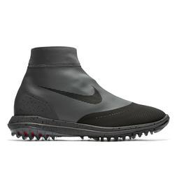 $180 NIKE LUNAR VAPORSTORM BOA Mens Spikeless Golf Shoes Gra