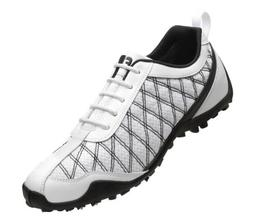 FootJoy 2013 Lady Summer Series Mesh Spikeless Golf Shoes Wh