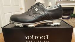 2016 Footjoy Dryjoys Tour ECL Mens Golf Shoes 53678 NEW Blk