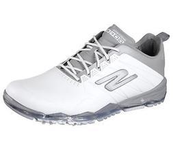 Skechers 2018 Go Golf Focus 2 Golf Shoes 54528 - White/Gray