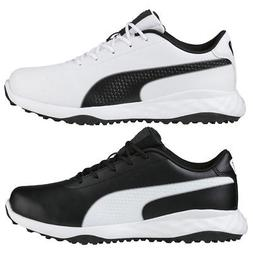 2018 PUMA Grip Fusion Classic Spikeless Golf Shoes NEW