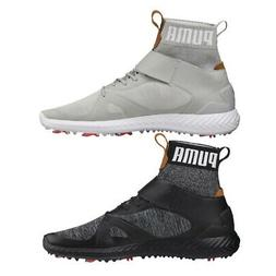 2018 PUMA Ignite PWRADAPT Hi-Top Golf Shoes NEW