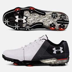 UNDER ARMOUR 2018 MEN'S SPIETH 2 GOLF SHOES SIZE: 10 E WIDTH