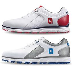 2018 FootJoy Pro SL Spikeless Golf Shoes Previous Season Sty
