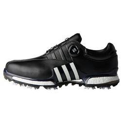 Adidas 2018 Tour 360 EQT BOA Mens Golf Shoes F33621 - Black/