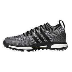 Adidas 2018 Tour 360 Knit Mens Golf Shoes F33629 - Black/Gre