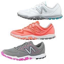 2018 New Balance Women Minimus Sport Spikeless Golf Shoes NE
