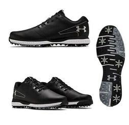 2019 Under Armour Fade Rst 2 Mens Golf Shoes Black - 3021527