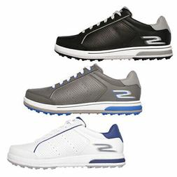 CLOSEOUT Skechers Go Golf Relaxed Fit Drive 2 Spikeless Golf