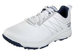 2019 Skechers Go Golf Torque Golf Shoes - White/Navy - Pick