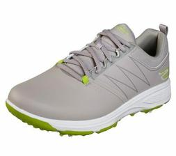 2019 Skechers Mens Go Golf Torque Golf Shoes Grey/Lime - Pic