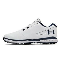 2019 Under Armour UA Mens Fade RST 2 Golf Shoes - White - Pi