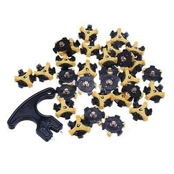 30x Golf Shoes Spikes Fast Twist Replacement Champ Cleats Me