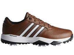 Adidas 360 Bounce Golf Shoes - Tan Brown/FWTR White/Black
