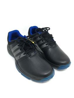 Adidas 360 Traxion Golf Shoes Black Royal Size 8