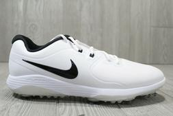 52 Nike Vapor Pro Men's Golf Cleats Shoes AQ2197-101 White B