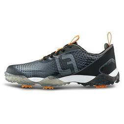 FootJoy 57347 Freestyle 2.0 Golf Shoes - Black/Orange