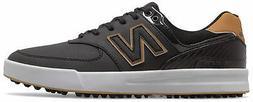 New Balance 574 Greens Golf Shoes NBG574GBK Black/Gum Men's