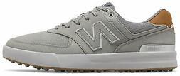 New Balance 574 Greens Golf Shoes NBG574GGR Grey/Gum Men's N