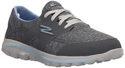 Skechers Golf- Ladies GOwalk 2 Backswing Golf Shoes