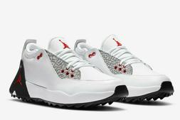 Jordan ADG 2 Mens Golf Shoes White Red CT7812-100