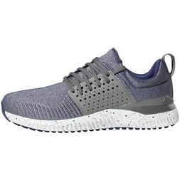Adidas Adicross Bounce Mens Spikeless Golf Shoes Dark Blue/G