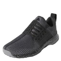 adicross bounce spikeless golf shoes black gray