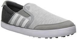 adidas Men's Adicross SL Golf Shoe, Core Heather/White/Dark