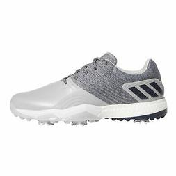 Adidas Adipower 4orged Gray Mens Golf Shoes