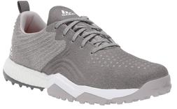 Adidas Adipower 4orged S Golf Shoes Grey 1 Yr Waterproof Boo
