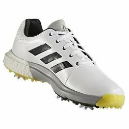 Adidas Adipower Boost 3 Mens Golf Shoes - White/Carbon/Yello