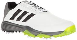 adidas Men's Adipower Bounce WD Golf Shoe, White, 9 W US