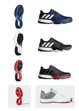 Adidas Adipower S Boost 3 Golf Shoes PUREMOTION OUTSOLE ADIW