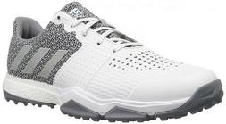 Adidas Adipower s Boost 3- Men's Golf Shoes-Color White/Grey