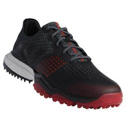 Adidas Adipower S Boost 3 Mens Golf Shoes Q44778 Onix/Black