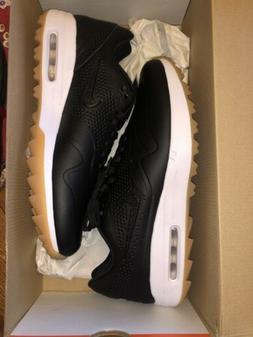 air max 1 g golf shoes black