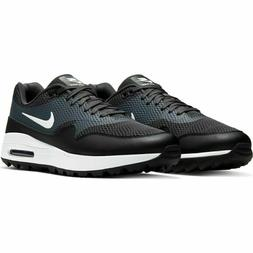 Nike Air Max 1 G Men's Golf Shoes / Cleats CI7576 001 Black