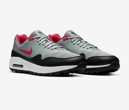 Nike Air Max 1 G Men's Golf Shoes / Cleats CI7576 002 Partic