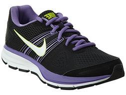 Nike Air Pegasus+ 29  - Black / White-Iris-Atomic Green, 5 Y