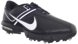 Nike Golf Men's Nike AIR Rival 2.5 Plus-M, Black/Metallic Si