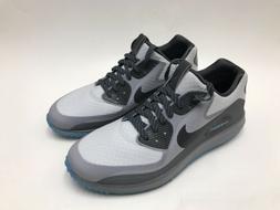 Nike Air Zoom 90 IT Men's Golf Shoes Waterproof Platinum Gre