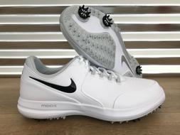 Nike Air Zoom Accurate Golf Shoes White Black Oreo SZ