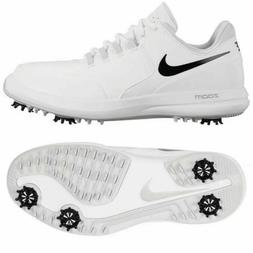 Nike Air Zoom Accurate Golf Shoes White Black Wide Size 11 9