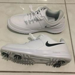 Nike Air Zoom Accurate Mens Golf Shoes 909723-100 White/Blac