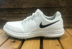 Nike Air Zoom Accurate - White Black Silver - Men's Golf Sho